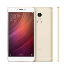 Teléfonos móviles libres Android Xiaomi Redmi Note 3 color principal oro
