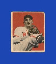 1949 Bowman Set Break # 33 Warren Spahn LOW GRADE (crease) *GMCARDS*