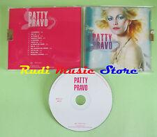 CD PATTY PRAVO Omonimo 2008 eu SONY BMG BBCD18 (Xi2) no lp mc dvd