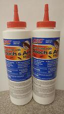 2 X zap-a-roach 100% Boric Acid Roach & Ant Killer,spider,powder 5 oz (2 BOTTLES