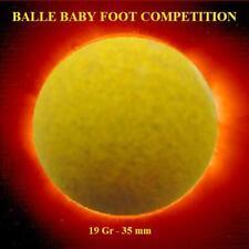 *** LOT de 11 balles de baby foot COMPETITION ***