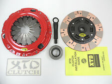XTD PRO STAGE 3 DUAL FRICTION CLUTCH KIT ECLIPSE TALON GST GSX 3000GT STEALTH