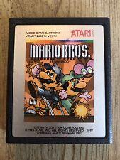 Mario Bros. - ( Atari 2600 ) Game Only !