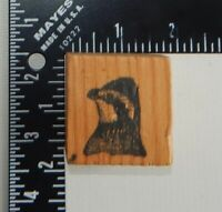 Bird Rubber Stamp