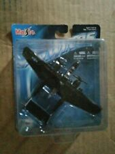 P-61 BLACK WIDOW MILITARY AIRPLANE TAILWINDS MAISTO  DIECAST PLANE FREE SHIPPING