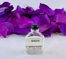 Armani by Giorgio Armani Vintage Cologne (.33oz/10ml) Men Eau Pour Homme Mini