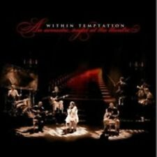 WITHIN TEMPTATION An Acoustic Night at the Theatre CD