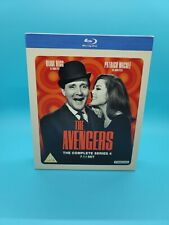 THE AVENGERS Complete Season 4 Blu-ray Box Set region 2 series
