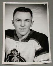 Orig. Late 50's Montreal Royals Ike Hildebrand Photo
