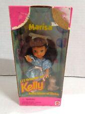 Vintage Mattel Lil Friends of Kelly Baby Sister of Barbie Marisa Doll 1997 NIB
