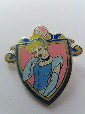 Disney Pin - Princess Crest Mystery Cinderella #90905