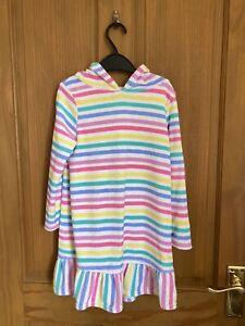 Girls Towelling Beach Dress 4-5 Years
