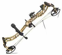 PSE RAMPED RTS Kryptek Highlander Compound Bow Package RH 29 70# 1843RCRKH2970