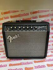 Amplificador Guitarra Fender Champion 20