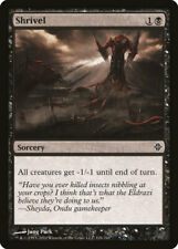 Magic MTG Tradingcard Rise of the Eldrazi 2010 Shrivel 126/248