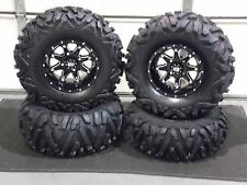 "26"" QUADKING ATV TIRE & STI HD4 WHEEL KIT LIFETIME WARRANTY IRS1CA BIGGHORN"