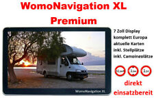 Navi fürs Reisemobil / Wohnmobil ? 7 Zoll ? EU-Karten ? GPS ? Navigationsgerät
