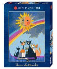 ROSINA WACHTMEISTER - GOLD RAIN - Heye Puzzle 29854 - 1000 Teile Pcs.