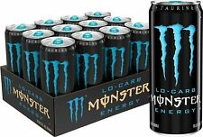 Genuine Lo-Carb Monster Energy, 10.5 Ounce (Pack of 12) Other Free Shipping