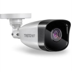 TRENDnet TV-IP324PI Bullet Camera Indoor/Outdoor 1MP 720p PoE IR NTSC