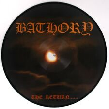 Bathory 'The Return of Darkness And Evil' Picture Disc Vinyl - NEW picture disk
