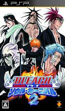 Used PSP Bleach: Soul Carnival 2 Japan Import ((Free shipping))