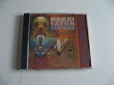 Nakai / Eaton / Clipman-Red Wind-CD-Native American Songs-Like New