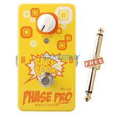 Biyang Baby Boom PH-10 Phase Pro Phaser Guitarra Pedal de Efectos True Bypass