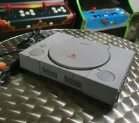 Sony PlayStation 1 PS1 Console Mod Chipped Model SCPH-5502 *READ DESCRIPTION*