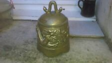 cloche temple bronze tibet chine?