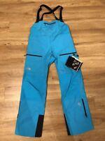 New North Face Women's SUMMIT SERIES L5 Gore-Tex Pro Bib Pants Ski M NF0A37PL