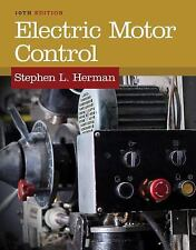 Electric Motor Control by Stephen Herman (2014, Paperback)