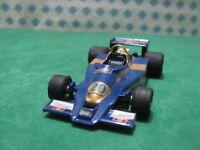 Vintage - Wolf WR-1 Jody Scheckter F1 - 1/43 Eidai Grip 8 Japan 1978