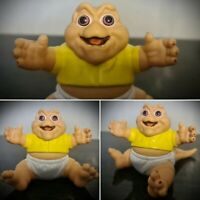 Dinosaurs Family TV Show Baby Sinclair Action Figure Toy Disney Henson RARE