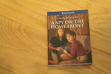 EUC Excellent Condition A Spy on the Home Front A Molly Mystery American Girl Bk