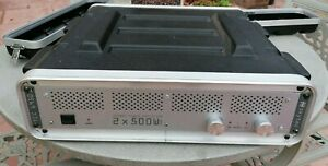 Skytec PA 500 Amp complete with case