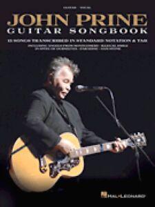 John Prine Guitar Songbook Sheet Music 15 Songs Transcribed Tab 000264687