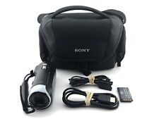 *PRE-OWNED* Sony HDRCX440 Handycam Full HD 60p Camcorder - Black - With Case
