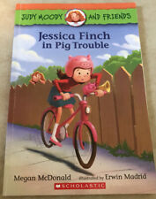 Judy Moody Jessica Finch In Pig Trouble Book