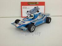 Slot Car scalextric altaya Ligier JS-11 Jacques Lafitte Gp Di Argentina 1979