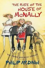 The Rise of the House of McNally 3 by Philip Ardagh 2005 Hardcover New
