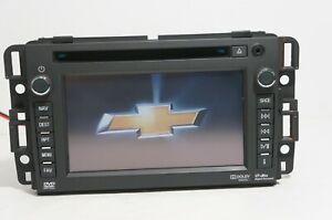 13 Chevrolet Avalanche CD Player Navigation Radio Receiver UYS-UL8 OEM 22923616