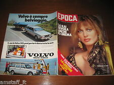 RIVISTA EPOCA 1980 N.1563=DALILA DI LAZZARO=PATTI HANSEN=FELA KUTI=LECH WALESA=