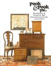 Pook & Pook Period Americana Furniture Fine Art & More Sept. 2011