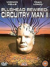 Plughead Rewired - Circuitry Man 2 DVD New & Sealed 5017633200030