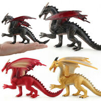 Fun Stone Dragons Toy Figure Realistic Dinosaur Model Kids Birthday Gift Toys