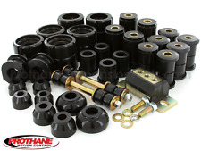 Prothane 88-98 GM C10 C1500 C20 C2500 C30 Complete Suspension Bushing Kit BLACK