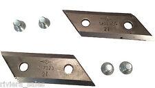 ORIGINALE ALKO Sostituzione Lame 103264 per Alko Dynamic Micro TRITURATORE