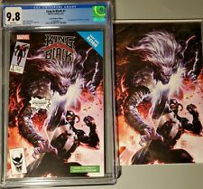 King in Black #1 CGC 9.8 CK Trade Edition Tan Variant + Virgin raw nm