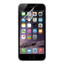 Belkin F8W526BT3 Screen Protector for iPhone 6 and 6s - Transparent, Pack of 3